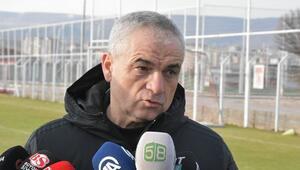 Rıza Çalımbay: Galatasaray bu hafta penaltı golüyle kazandı. Sivasspora 29 maçtır penaltı verilmiyor