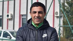 """Mustafa Özer: """"Ligde zorlu haftalara girdik"""""""