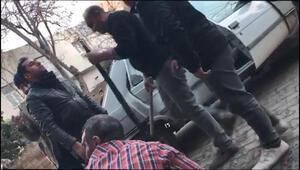 1 kişinin öldüğü 13 kişinin yaralandığı kavga kamerada
