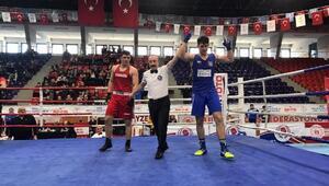 Emir Büyükdağ'dan bir şampiyonluk daha