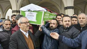 Mustafa Yücedağ, Gaziantep'te toprağa verildi