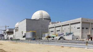 BAEnin ilk nükleer enerji santraline yakıt yüklenmeye başlandı