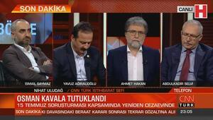 Osman Kavala yeniden tutuklandı
