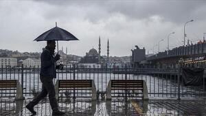 İstanbula yağış uyarısı: Yarın hava nasıl olacak 20 Şubat il il hava durumu tahminleri