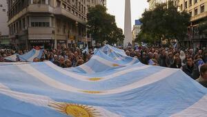 IMFten Arjantine borç uyarısı