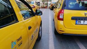 Akıllı taksi uygulamasında İzmir örnek oldu
