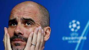 Pep Guardiola ilk kez konuştu Ayrılacak mı