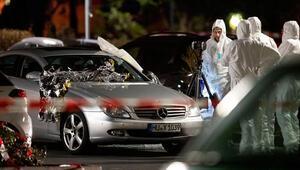 Almanyadaki saldırıya Türkiyeden peş peşe tepkiler