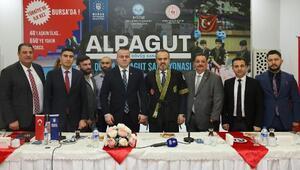 Bursa, 3ncü Dünya Alpagut Şampiyonası'na ev sahipliği yapacak