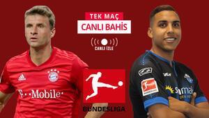 Bundesligada 23. haftayı Bayern açıyor Bu maça iddaa oynayanların %62si...