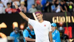 Roger Federer Fransa Açıkta yok