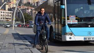 EGO'nun bisikletli mühendisi