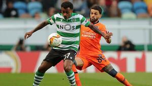 Sporting 3-1 Başakşehir | Maçın özeti ve golleri