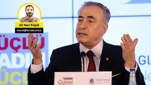 Galatasaray Başkanı Mustafa Cengizden Ali Koça Woody Allenlı yanıt