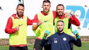 Yeni Malatyaspor maçı öncesi Antalyaspor'da 4 eksik