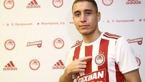 Emre Mor şoku Galatasaraydan Yunanistana gitti ama...