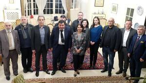 'Olayların artması Türk toplumunu endişelendiriyor'
