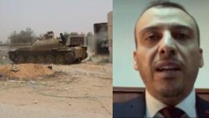 Libya Dışişleri Sözcüsü Kablavi CNNTÜRKte açıklamalarda bulundu