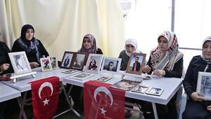 Diyarbakırda HDP önündeki eylemde 172nci gün; aile sayısı 91 oldu
