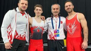 Artistik Cimnastik Dünya Kupasında 3 milli sporcu finalde