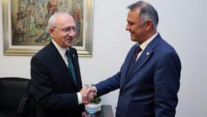 Bayar, Kılıçdaroğlu ile buluştu