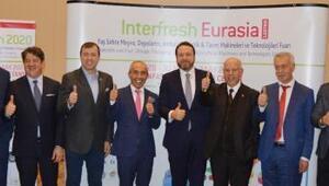 Avrupanın tanınmış zincir market ve toptancıları Antalyada buluşacak