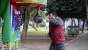 Adanada hırsızlar boks makinelerine dadandı