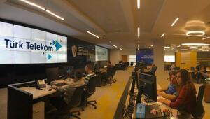 Türk Telekom, Siber Güvenlik Merkezi ile Türkiye'nin verisini korumaya çalışıyor