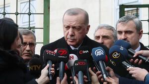 Son dakika: Cumhurbaşkanı Erdoğan: Putin ile bu akşamki görüşmenin neticesi tavrımızı belirleyecek