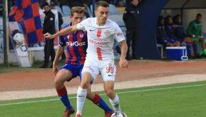 Antalyasporun milli rekoru