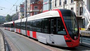 Kabataş - Bağcılar tramvay seferlerinde aksama