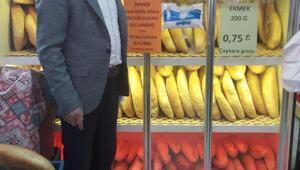 Kırşehirde ekmeğin fiyatı 75 kuruşa çıktı