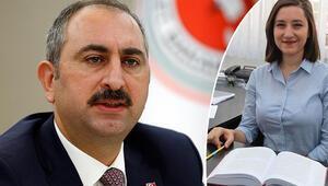 Son dakika... Adalet Bakanı Gül'den Ceren Damar açıklaması