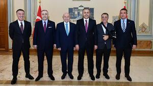 İstanbul Valiliği'ndeki 'futbol' toplantısı sona erdi