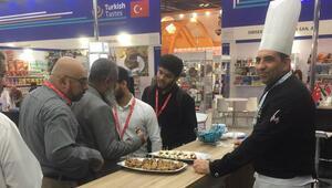 Dev gıda fuarı Gulfood 2020de Türk lezzetlerine büyük ilgi