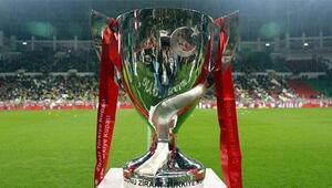 Son Dakika   Türkiye Kupası yarı final programı açıklandı