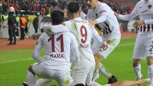 Eskişehirspor 0-1 Hatayspor