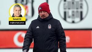Beşiktaşta Sergen Yalçından yıldızlarına uyarı: Yeteneğinizi gösterin