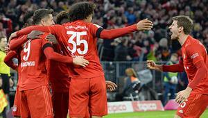 Bayern münih 3-2 Paderborn