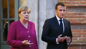 Son dakika haberi: Merkel ve Macrondan İdlib açıklaması