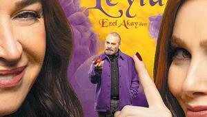 9 Kere Leylanın afişi hazır
