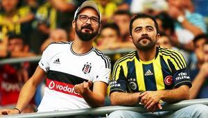 Fenerbahçeli taraftarlar Beşiktaş kazanır diyor Dev maçın heyecanını misliyle yaşa...