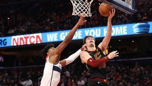 NBAde gecenin sonuçları | Cedi Osman double double yaptı, Cavaliers kazandı