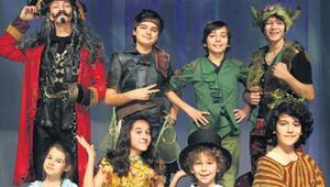 Peter Pan Müzikali 29 Şubatta