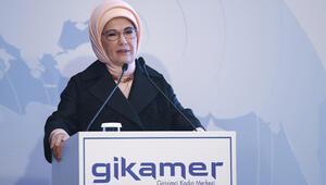 Emine Erdoğan Girişimci Kadın Merkezinin tanıtım toplantısında konuştu