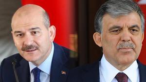 Süleyman Soylu'dan Abdullah Gül açıklaması: İçime hançer gibi saplandı