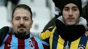 Trabzonsporlu taraftarlar Fenerbahçe kaybetmez diyor Dev maçın heyecanını misliyle yaşa...