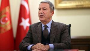 Son dakika haberler: Bakan Akar, Rusya Savunma Bakanı Soygu ile görüştü