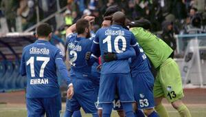 BB Erzurumspor 2 - Bursaspor: 1