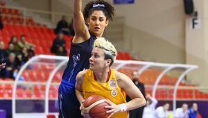 Galatasaray: 95 - Samsun Canik Belediyespor: 56